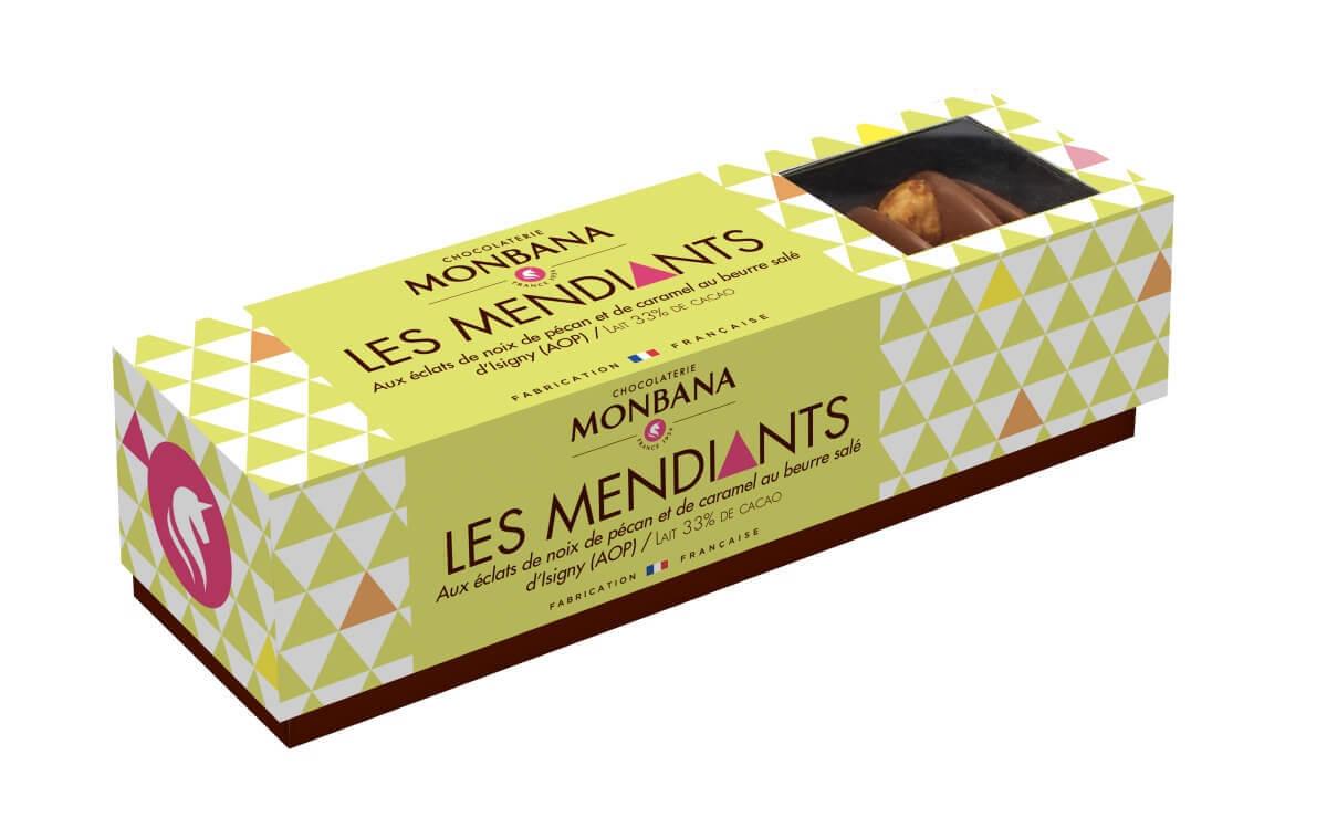 3d mendiants recette pecan