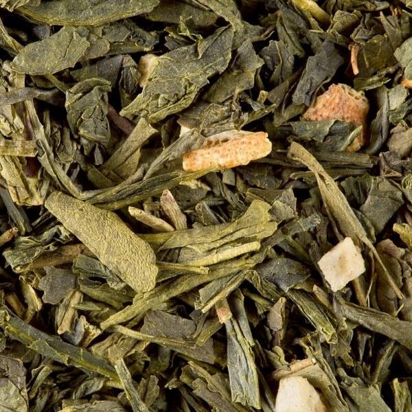 5677 christmas tea vert