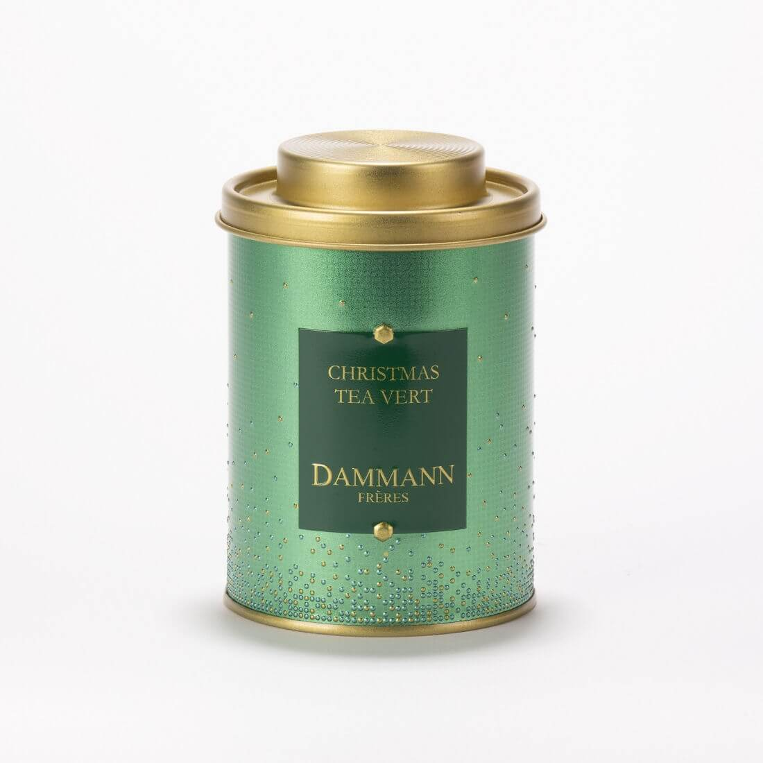 5696 christmas tea vert