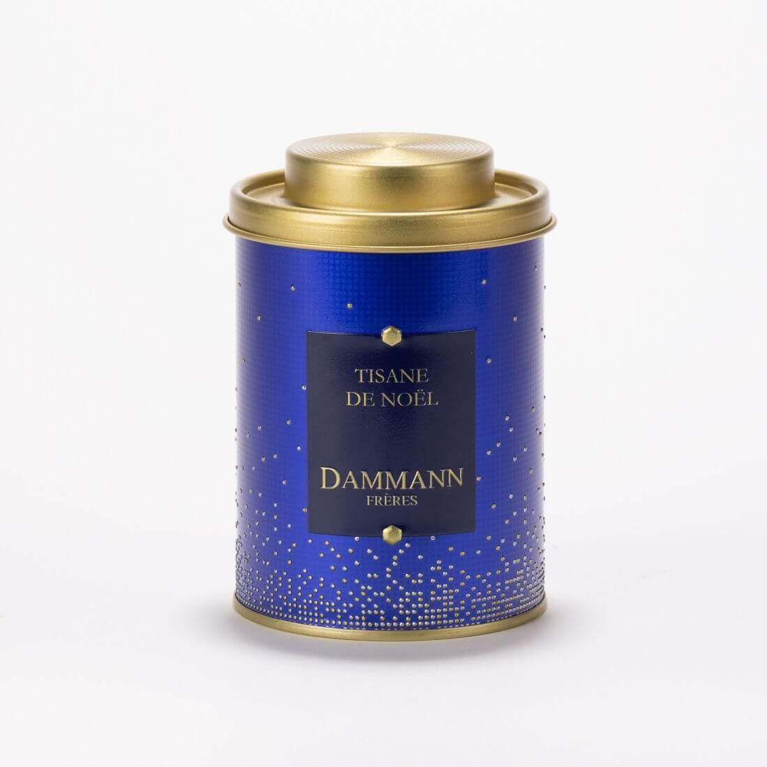 Tisane de Noël Dammann Frères - Boîte de 80g