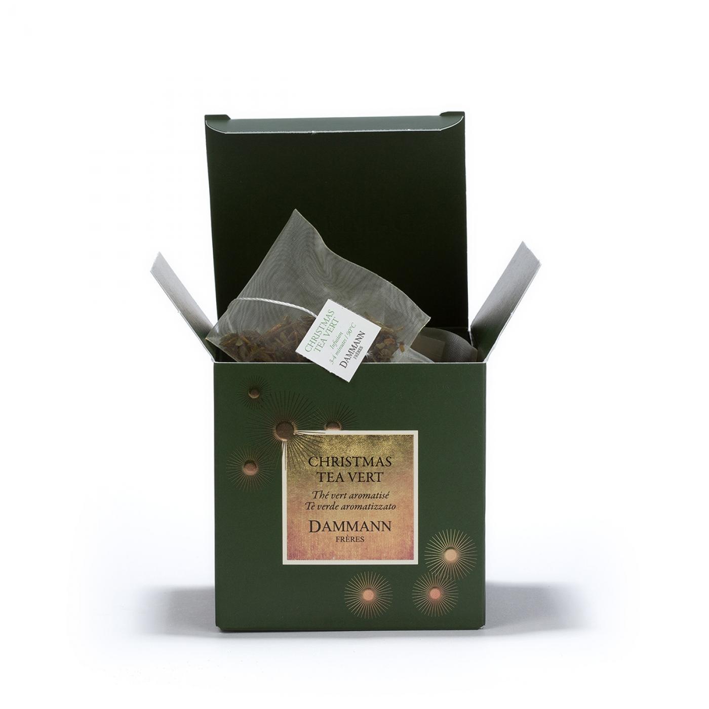6501 christmas tea vert 3