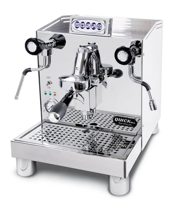 Achille 0996 Machine expresso Quick Mill 1 groupe E61