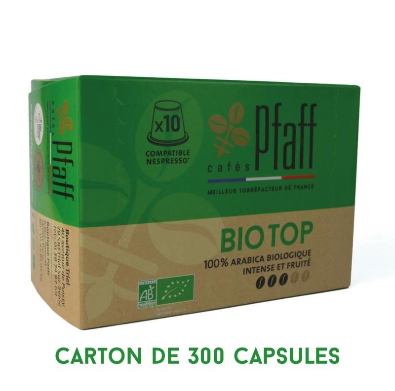 bio top carton de 300 capsules