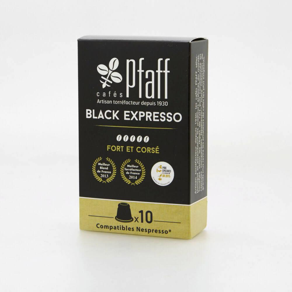 black expresso capsules cafes cafes pfaff2017 2