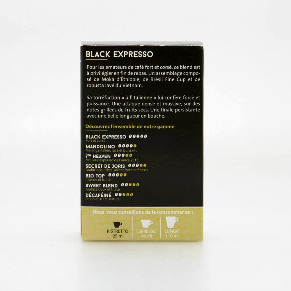 black expresso capsules cafes cafes pfaff2017 3