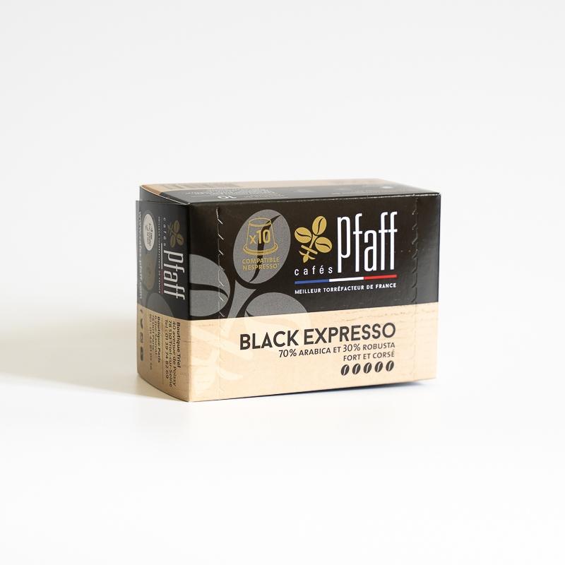 black expresso cote 2021
