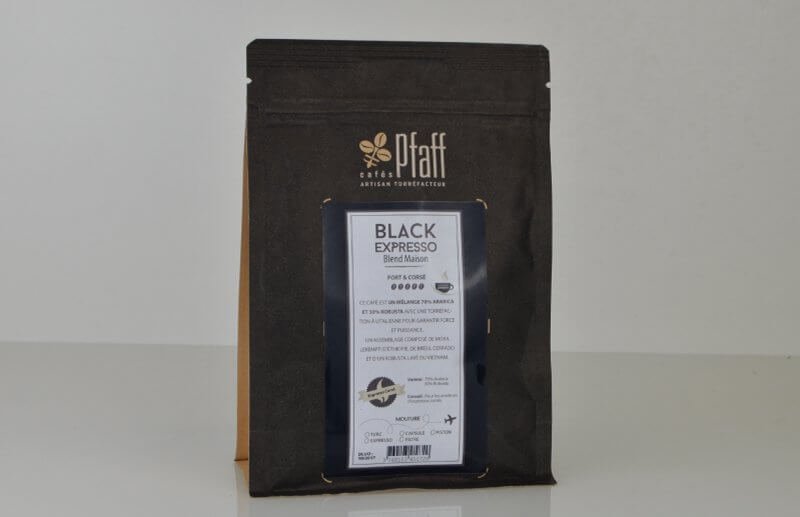 blend maison black expresso