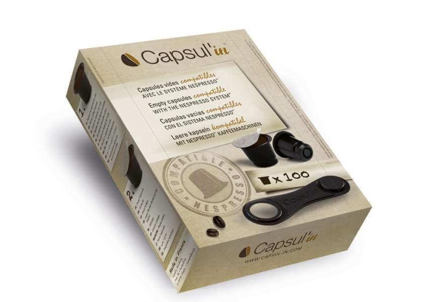 boite 100 capsulin 3