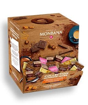 boite ouverte caramel monbana
