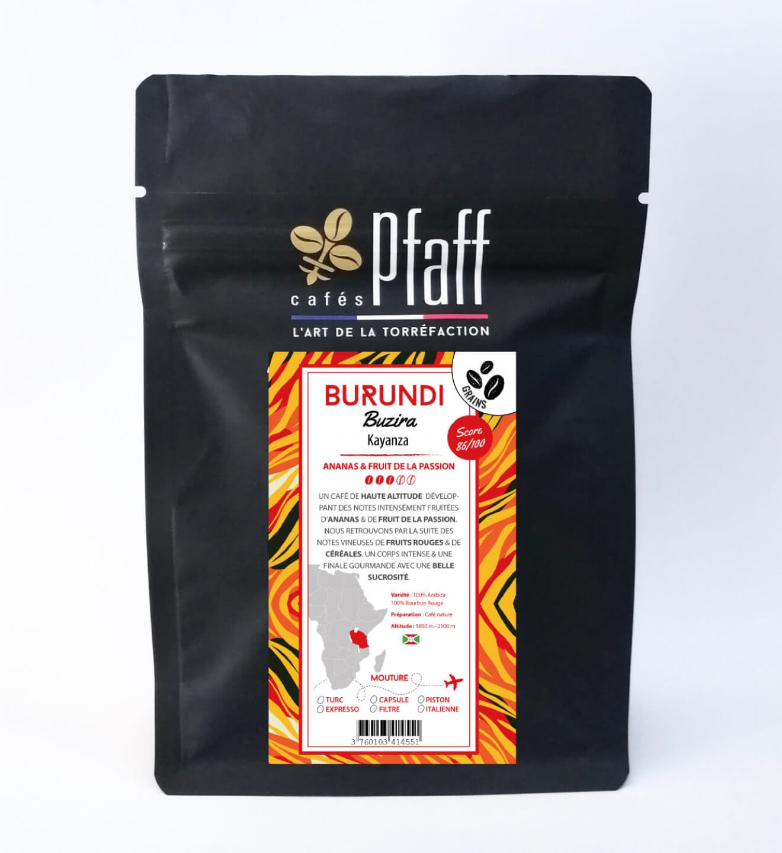 burundi buzira kayanza grain sachet
