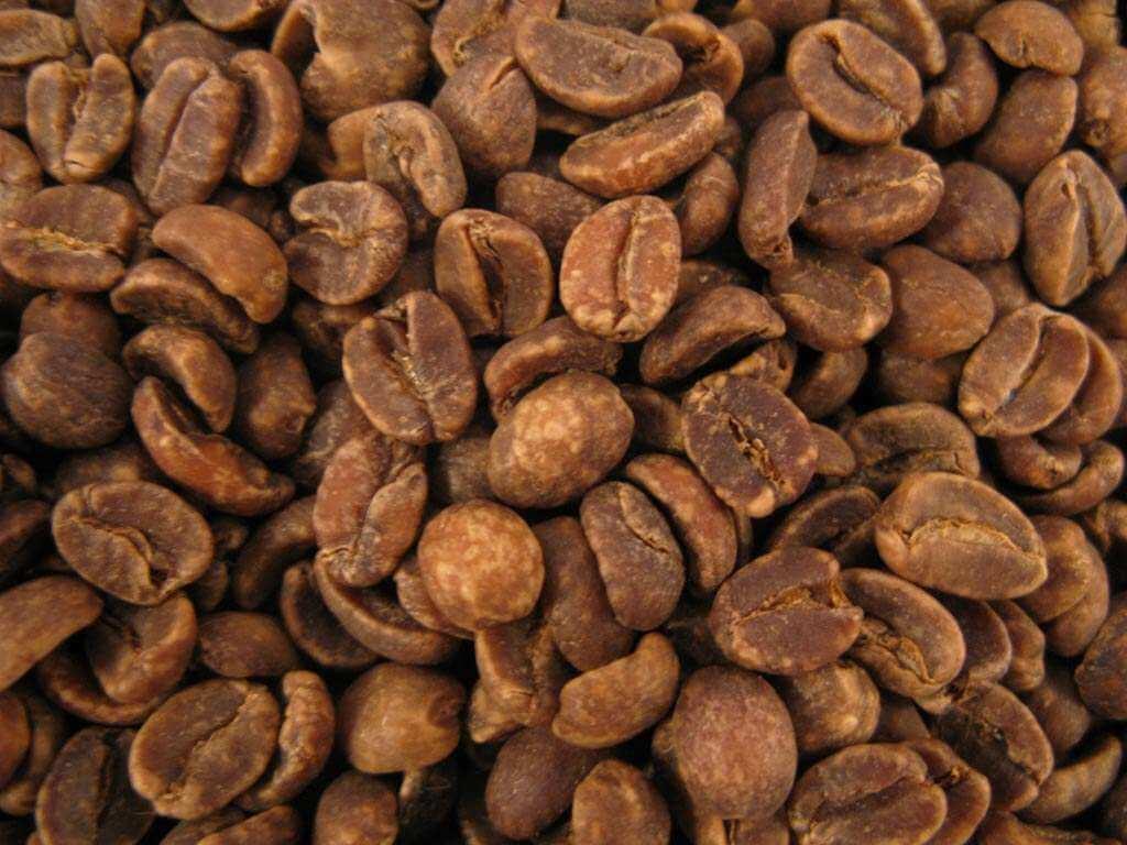 Café vert : MEXIQUE - Décaféine sans solvant - 1 KG