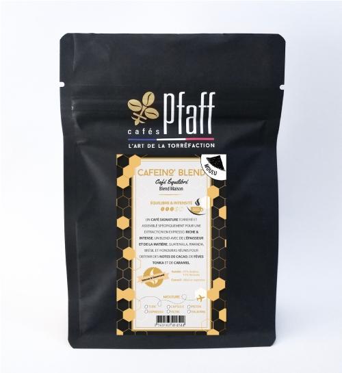 cafeino blend moulu sachet 250g