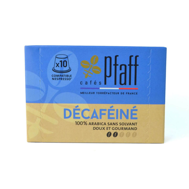 capsules decafeine compatibles nespresso 1