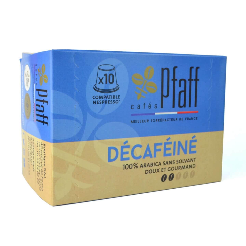 capsules decafeine compatibles nespresso 2