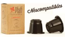 Capsules compatibles Nespresso�*