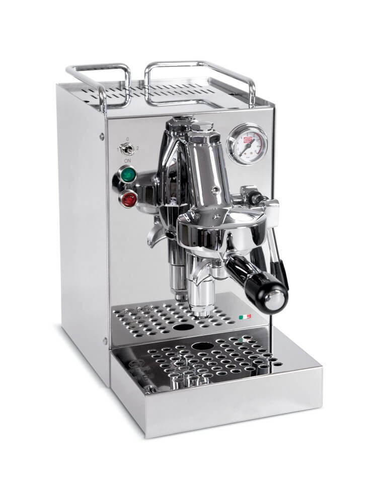 carola inox machine cafe traditionnelle quickmill 2016  1
