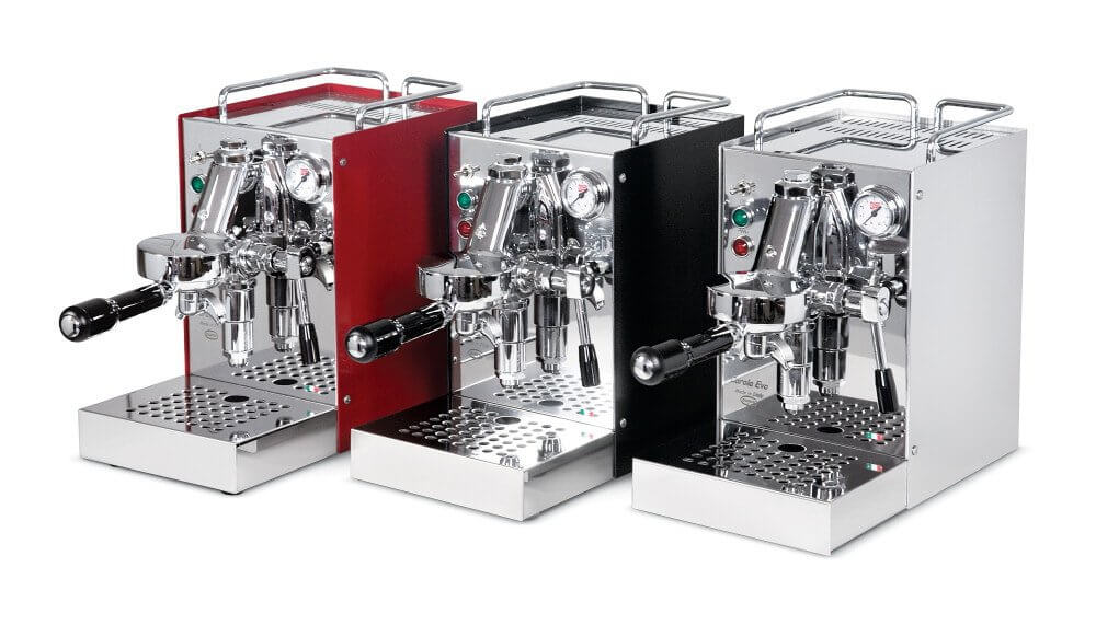 carola inox machine cafe traditionnelle quickmill 2016  2