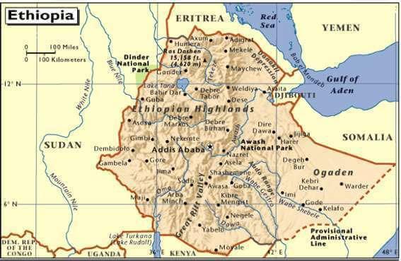 carte cafe moka ethiopie