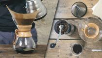 Cafeti�re � piston, filtre, siphon, dripper, aeropress ...