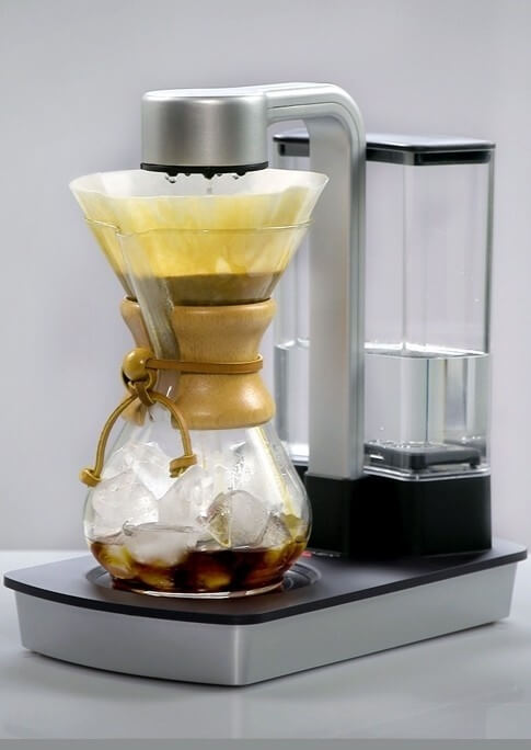 chemex ottomatic cafe glace