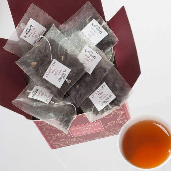 christmas tea 25 sachets cristal2