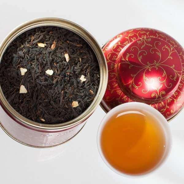 christmas tea rouge boite 100 g 2