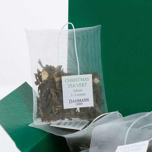 christmas tea vert 25 sachets cristal2