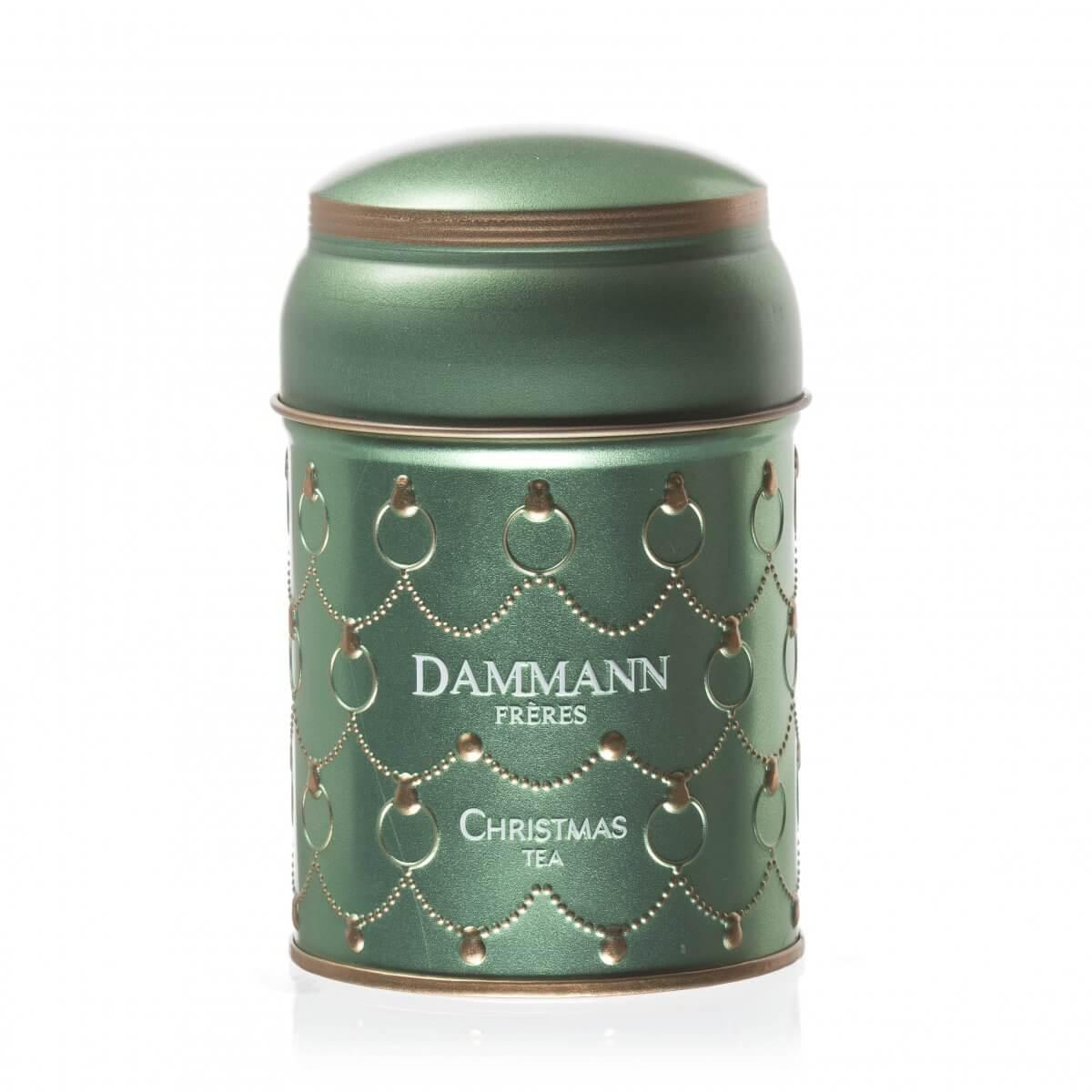 Christmas Tea vert, boîte 100 g