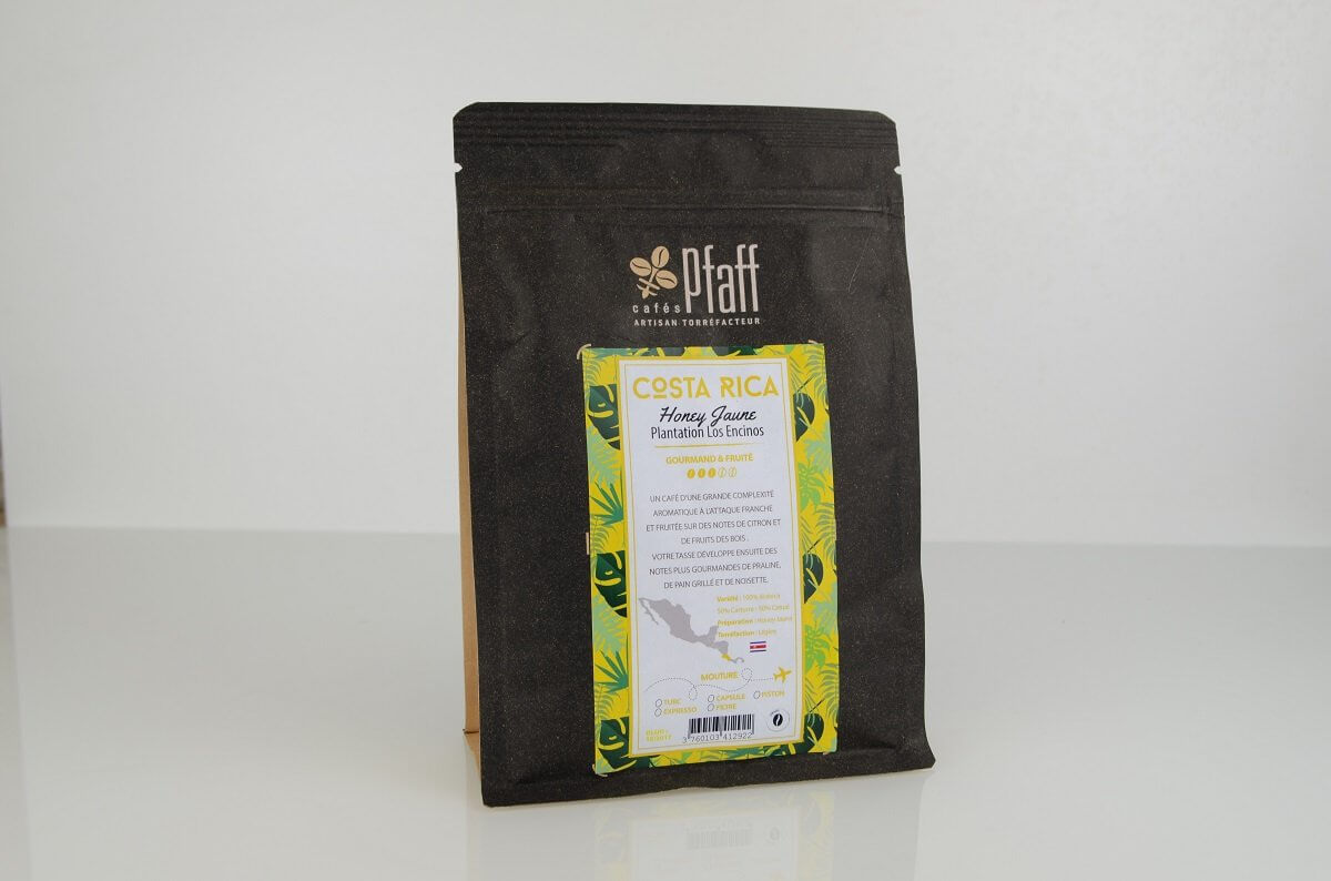 costa rica honey jaune loc encinos
