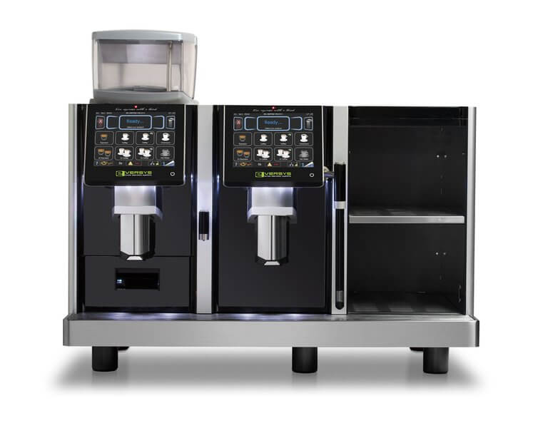 E4 - machine à café professionnelle - Eversys