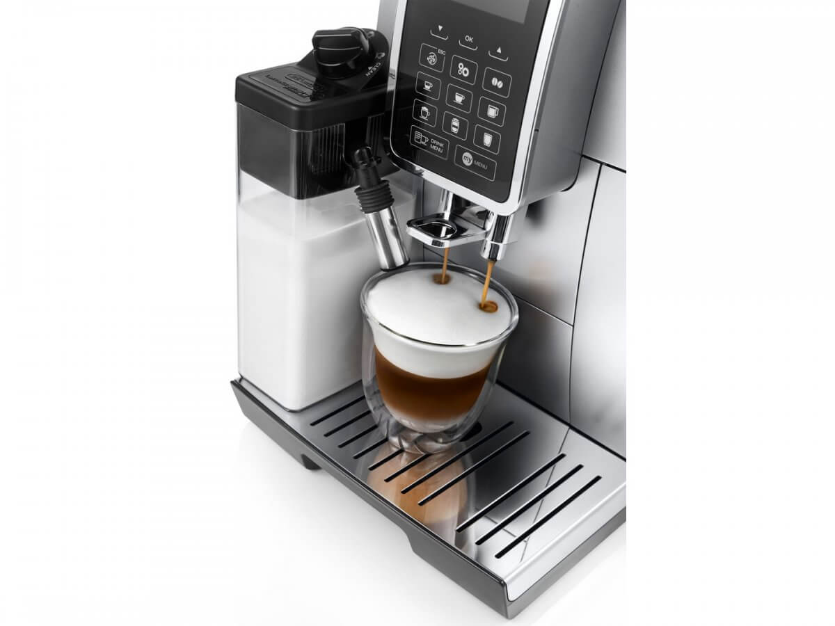 delonghi ecam 350 75 s machine cafe automatique  2
