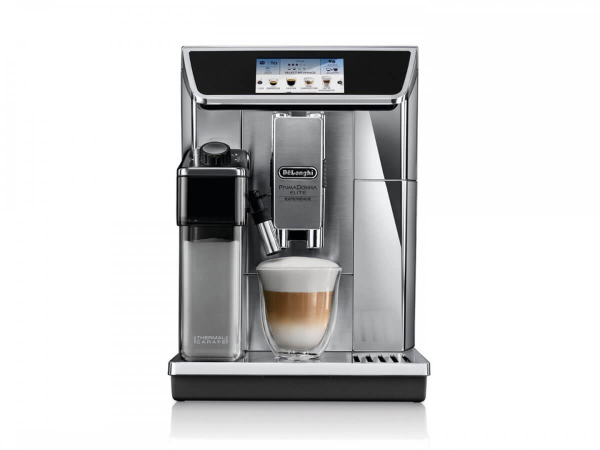 delonghi ecam 680 85 ms machine cafe automatique  1