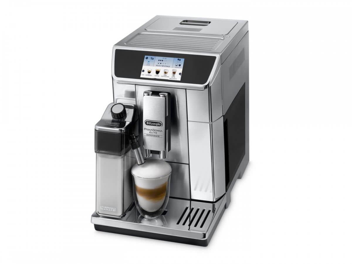 delonghi ecam 680 85 ms machine cafe automatique  2