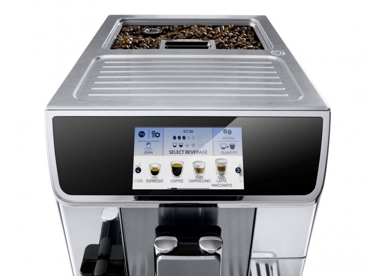 delonghi primadonna elite 650.85.ms  6