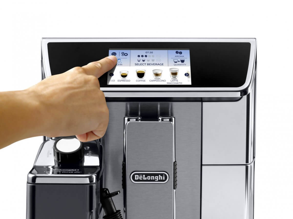 delonghi primadonna elite 650.85.ms  8