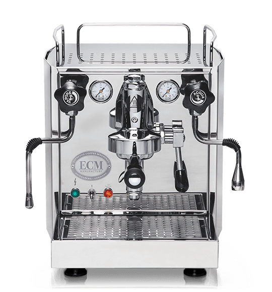 Barista ECM machine expresso