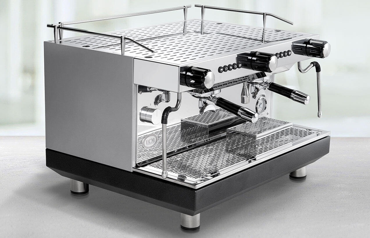 ecm compact hx2 machine cafe pro exclu cafespfaff  5