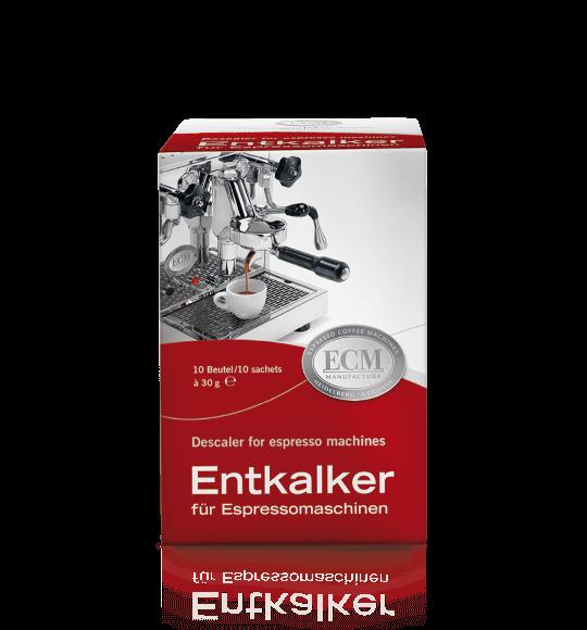 Pulycaff - Détartrant pour machines à café et bouilloire électrique 10x30g