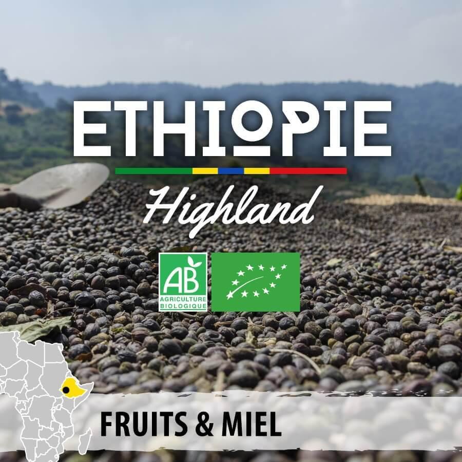 ethiopie highland wallagga