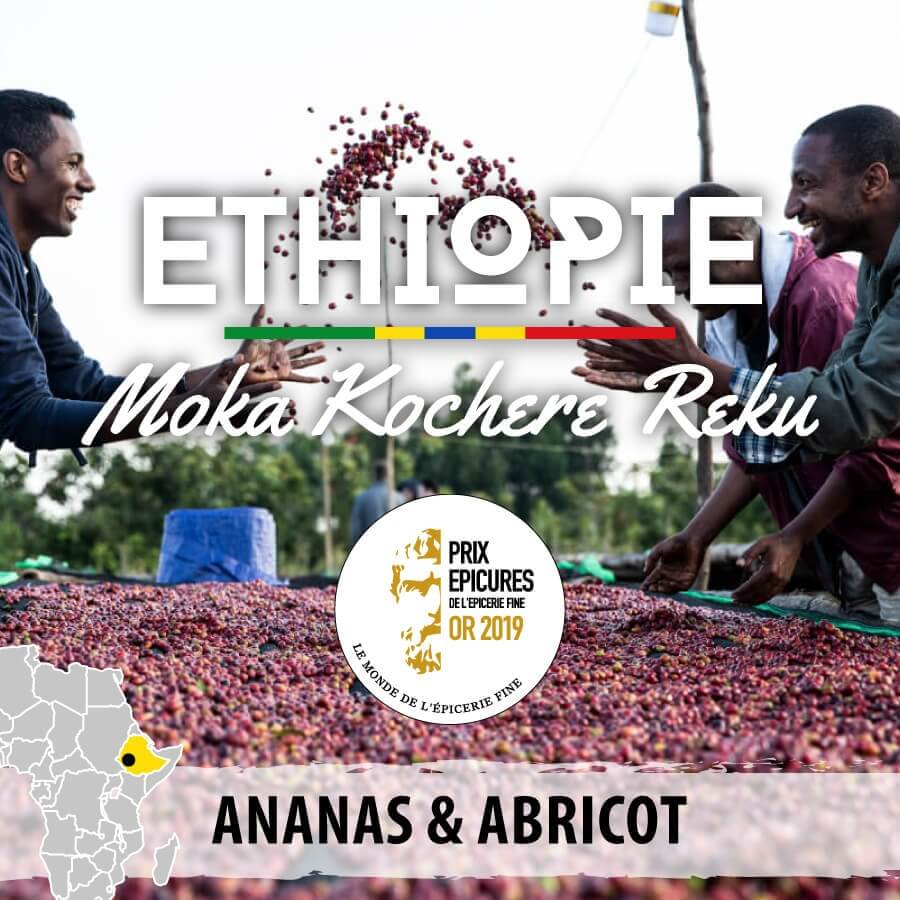 ethiopie moka kochere reku 3