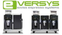 Machine � caf� professionnelle EVERSYS