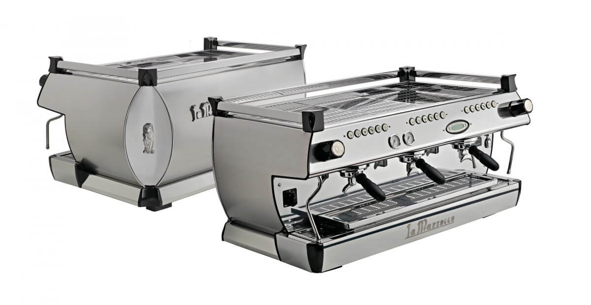 gb5 3groupes 2 la marzocco machine a cafe cafes pfaff