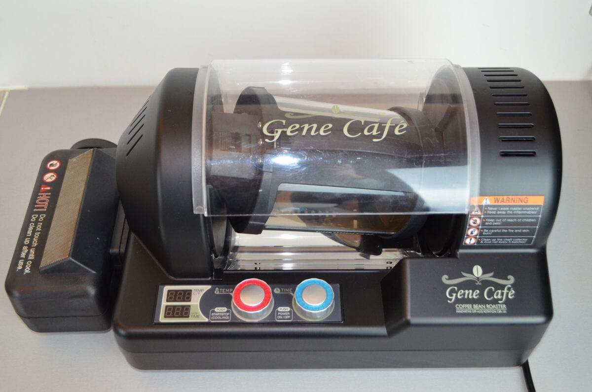 genecafe cbr 101 torrefacteur domestique  10