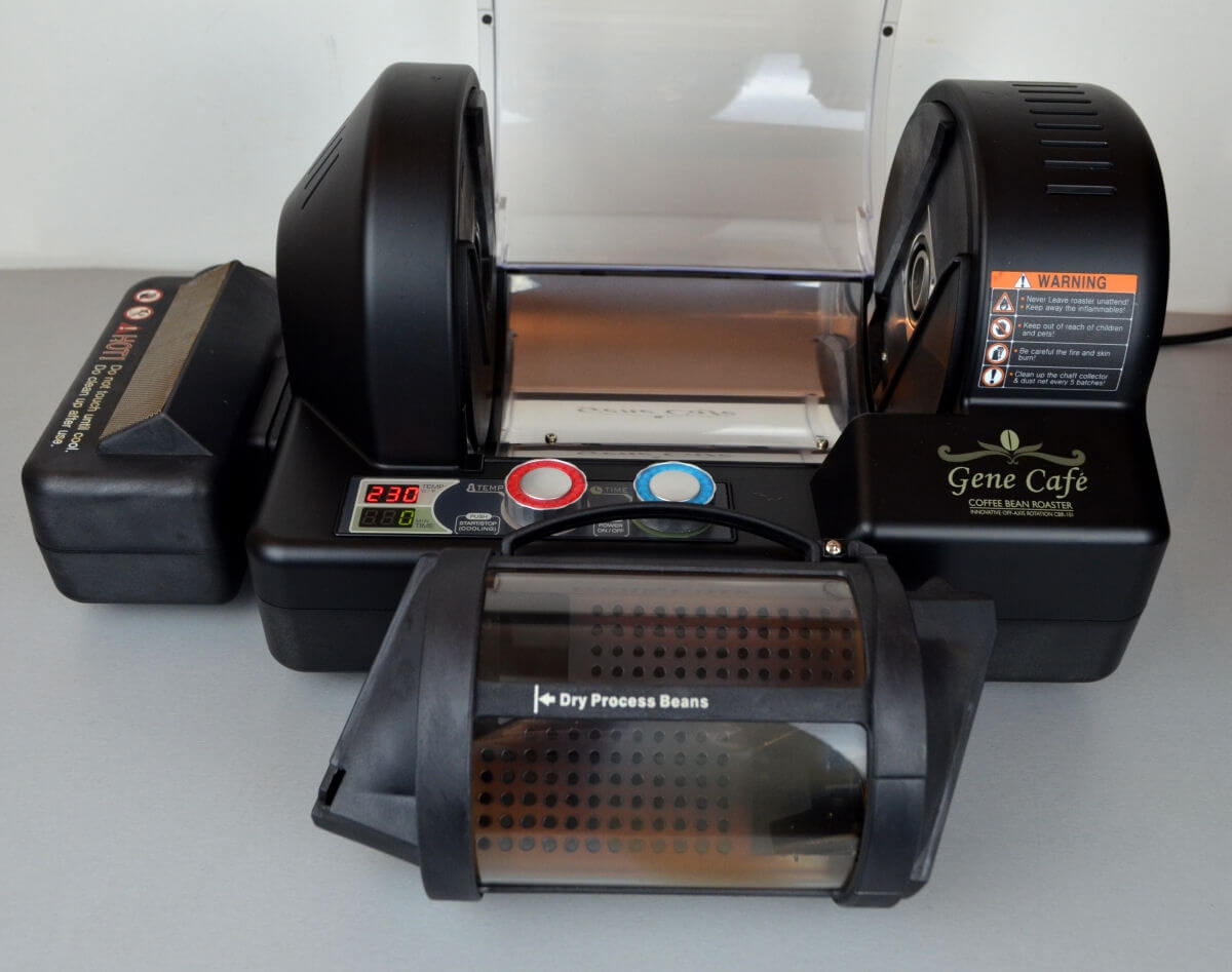 genecafe cbr 101 torrefacteur domestique  4