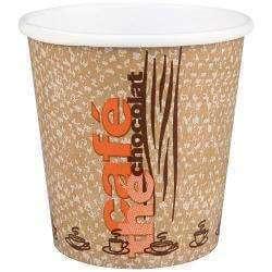 gobelet carton cafe expresso