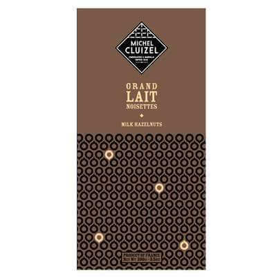 grand lait noisettes 100g