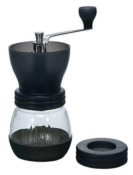 HARIO Moulin à café Mill Skerton - 100 Grs