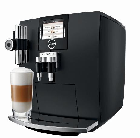 Jura IMPRESSA J80 One Touch TFT [2016] GARANTIE 3 ANS
