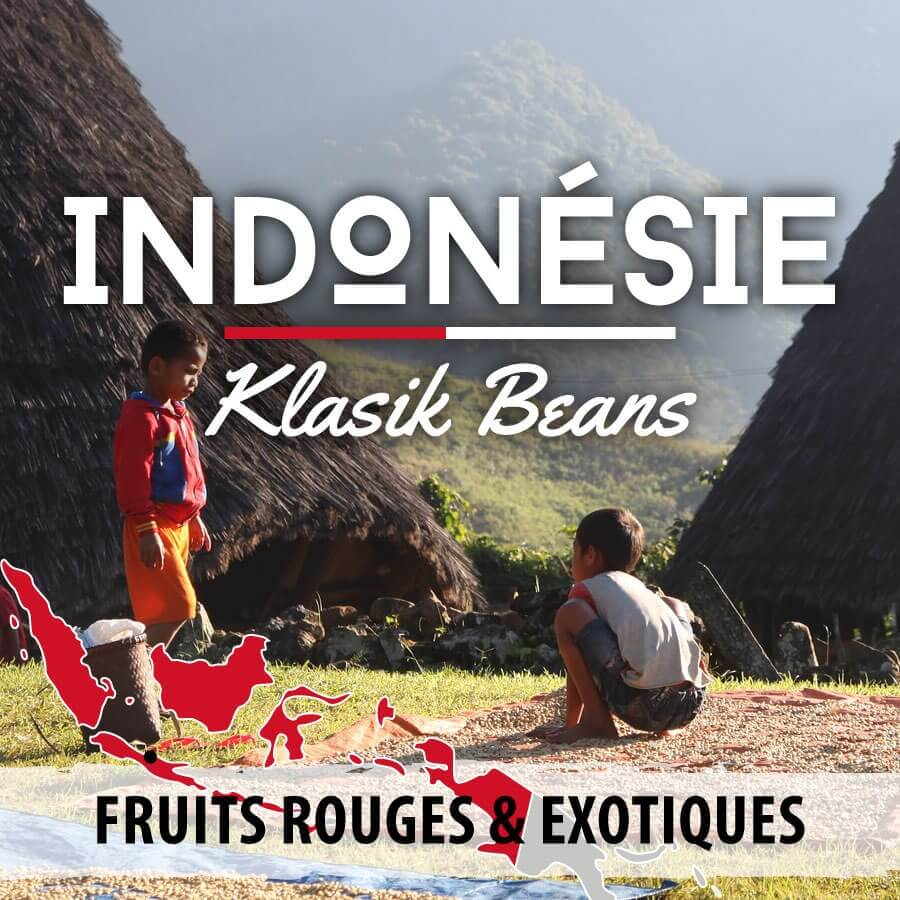 indonesie klasik beans 2 compresse