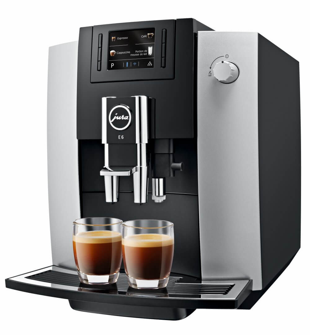 machine caf automatique jura delonghi en vente sur caf s pfaff. Black Bedroom Furniture Sets. Home Design Ideas